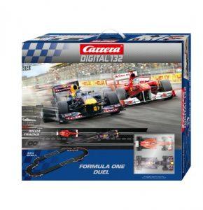 Formula 1 Slot Cars - Carrera